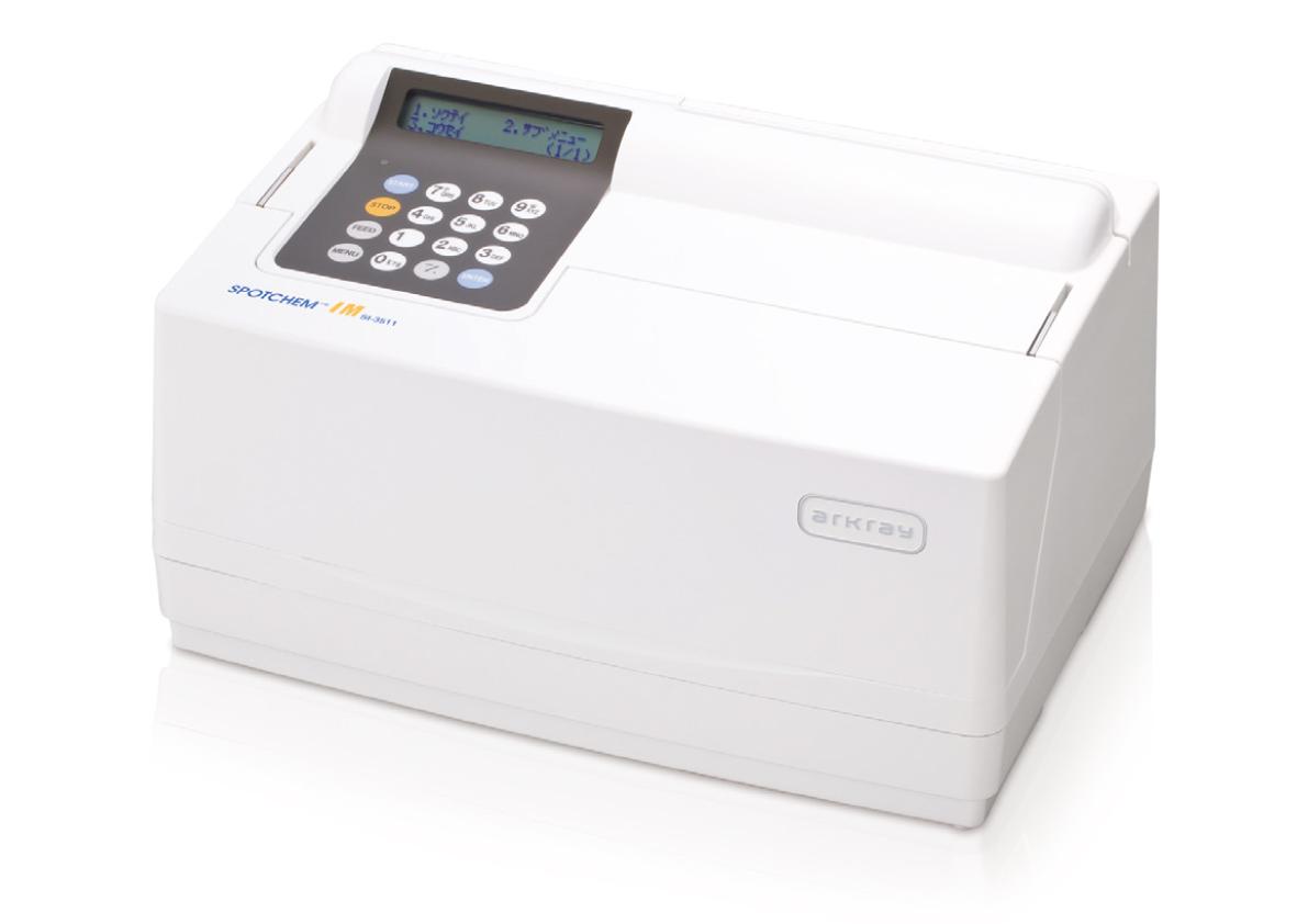 免疫反応測定装置<br>アークレイ スポットケムIM